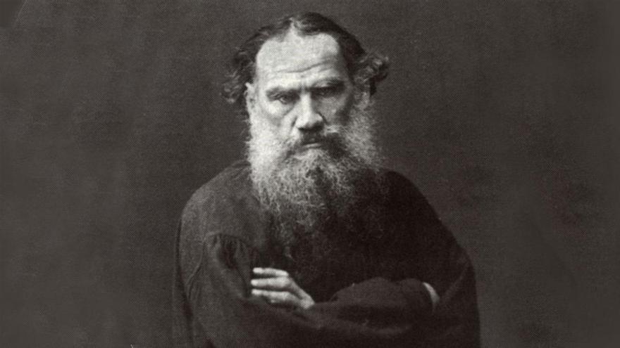 Tolstói, el asceta arrepentido