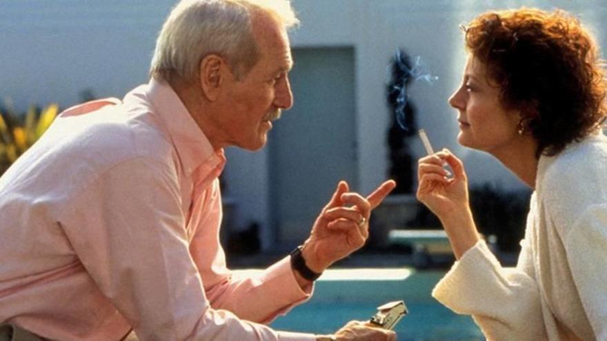 """Susan Sarandon revela que Paul Newman cedió parte de su  sueldo en """"Al caer el sol"""" para que cobraran lo mismo"""