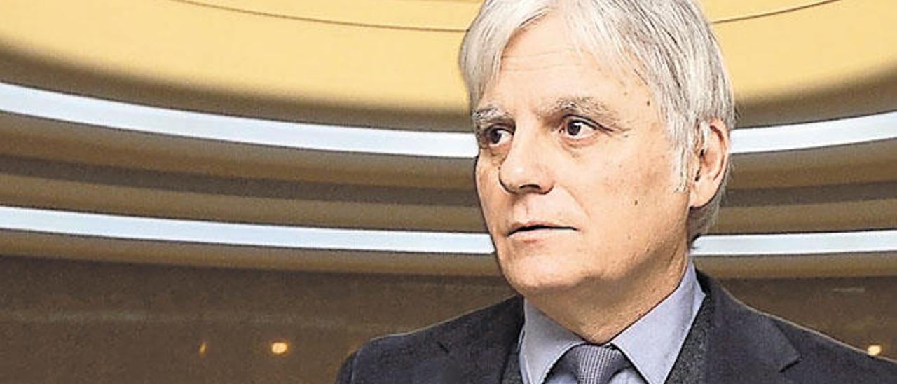 """José Miguel Pérez: """"El REF no debe depender del clientelismo político"""""""