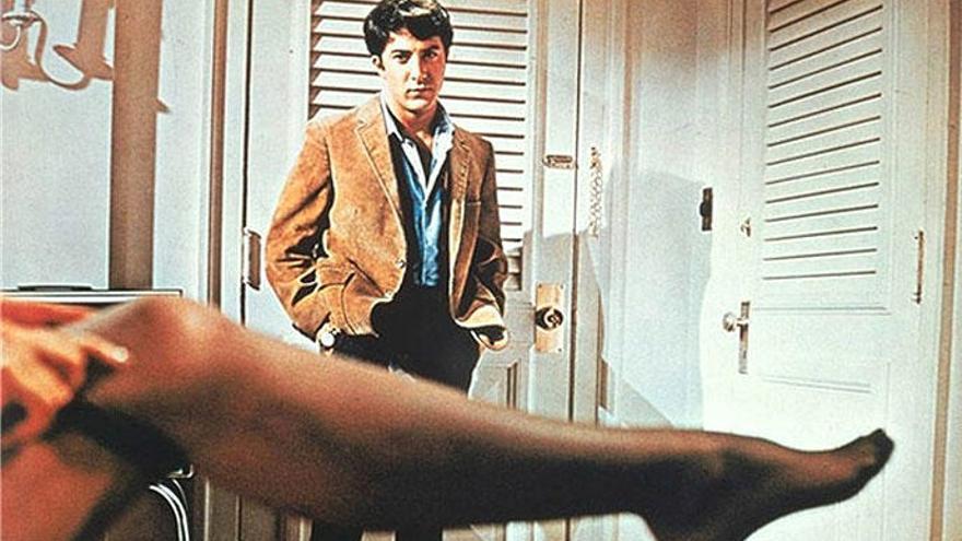 'El graduado': 50 años de seducción de la señora Robinson