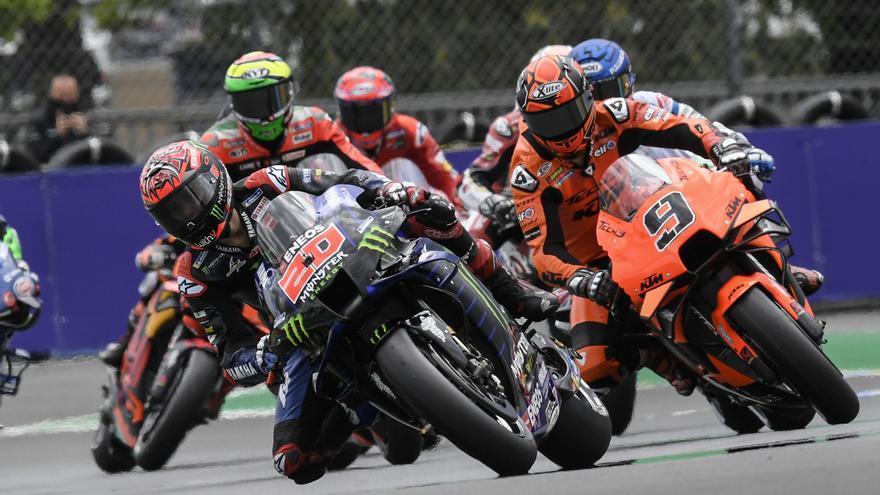 Quartararo contra Ducati en Mugello con los españoles al acecho