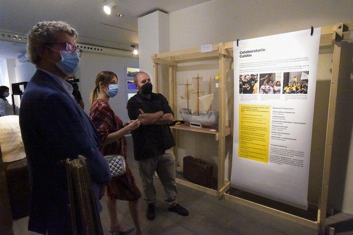 Exposición retrospectiva 'Laboratorio Galdós. Un camino de experimentación escénico