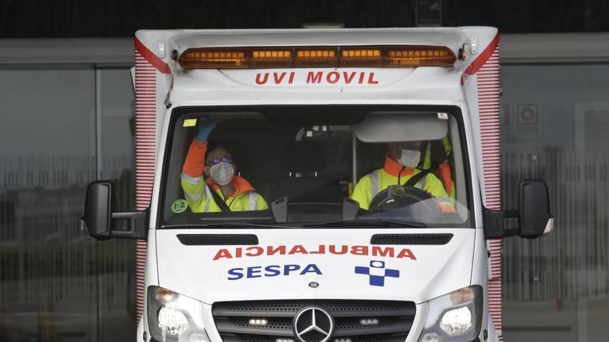 Mil vecinos de Proaza, Teverga, Quirós y Santo Adriano reclaman una ambulancia
