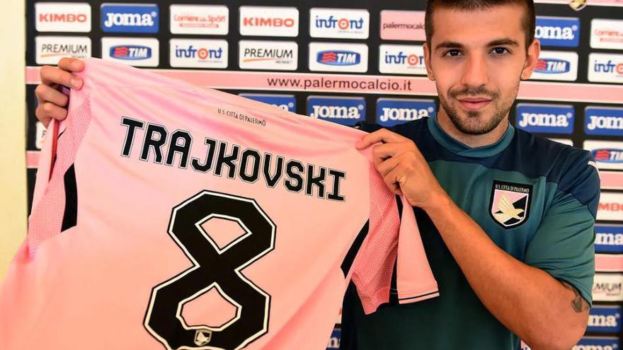 El Real Mallorca apunta a Trajkovski