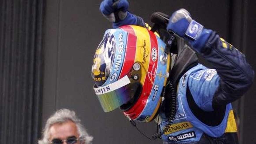 "Fernando Alonso: ""Mi próximo reto será en la F1, Resistencia o Indy-Car"""