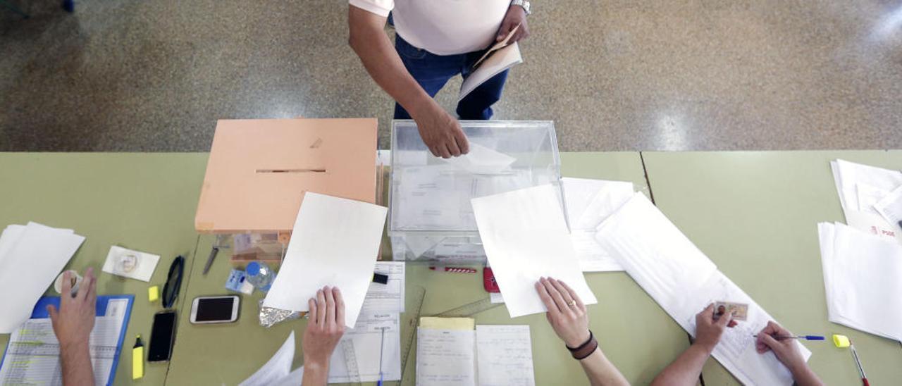 28-A: Estos son los 15 partidos que se presentan a las elecciones autonómicas