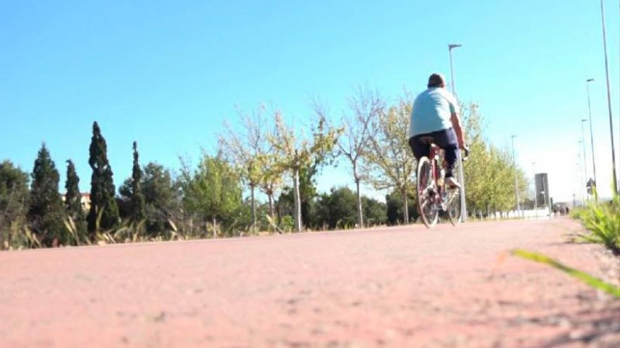 La Diputació avanza en las vías ciclopeatonals de Alboraia y Massalfassar