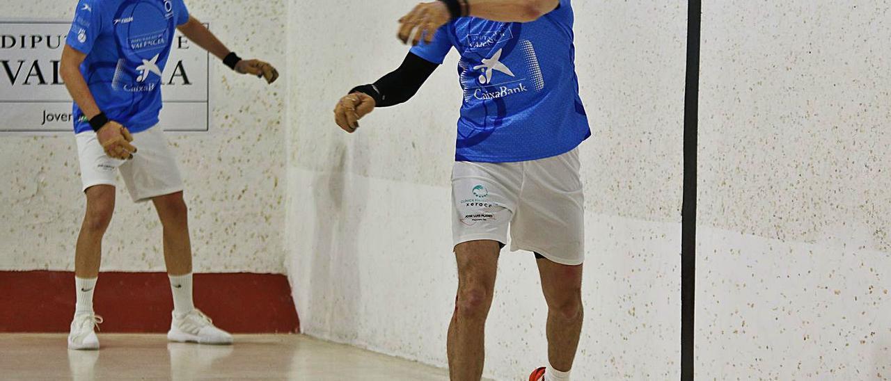 Vercher y Canari, vencedores de la Lliga CaixaBank, son rivales en el Torneig Mancomunitats | FUNPIVAL