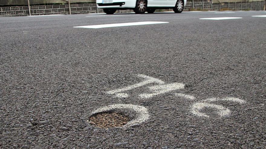 Cuatro informes ven irregularidades en  el asfaltado de la carretera de El Time