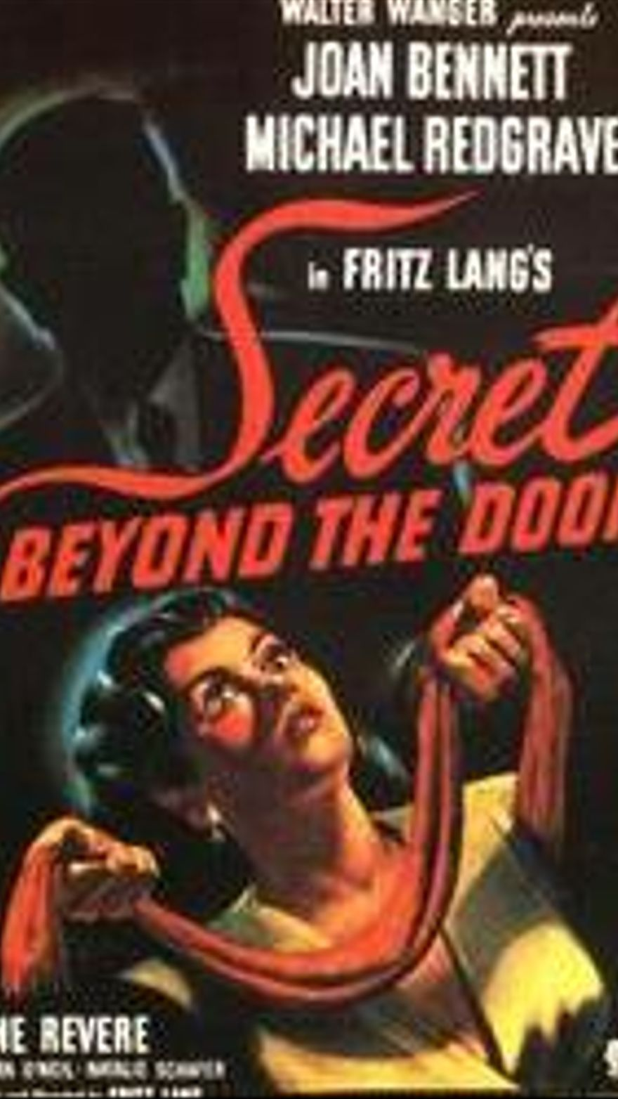 Secreto tras la puerta