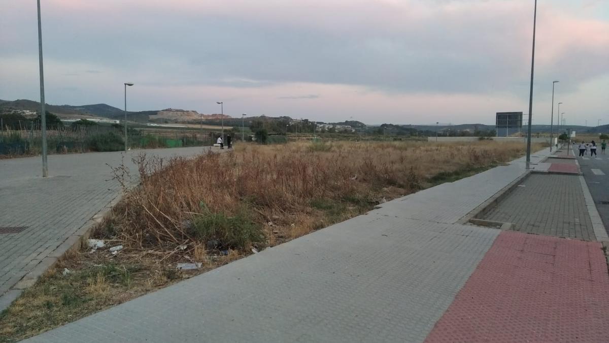 Solar en Puente Genil.