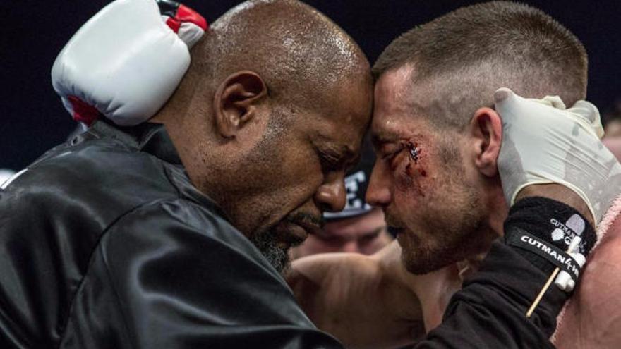 Jake Gyllenhaal se mete  en la piel de un boxeador