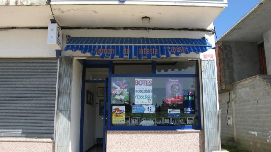 El primer premio de la Lotería recae en Touro y otras cuatro provincias