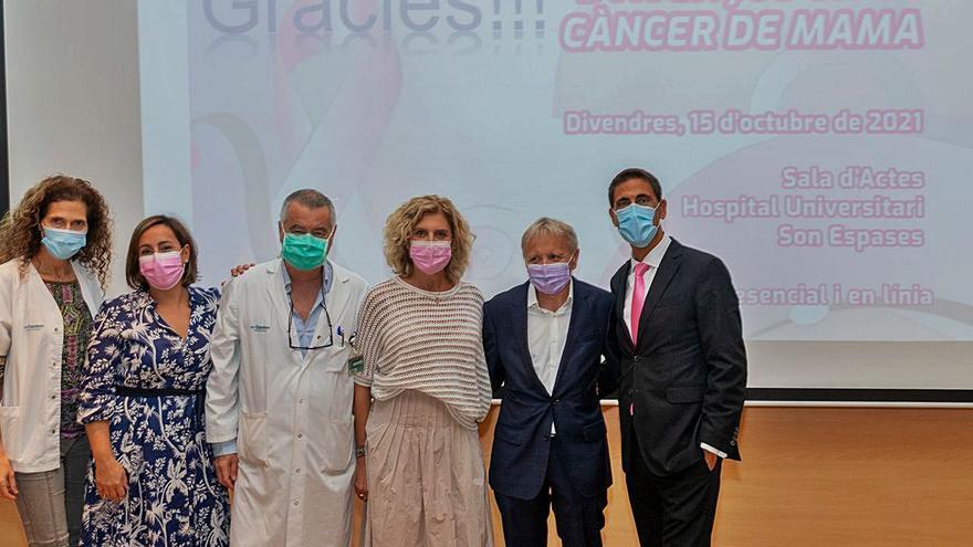 Los avances en las terapias de cáncer de mama, a debate en Son Espases