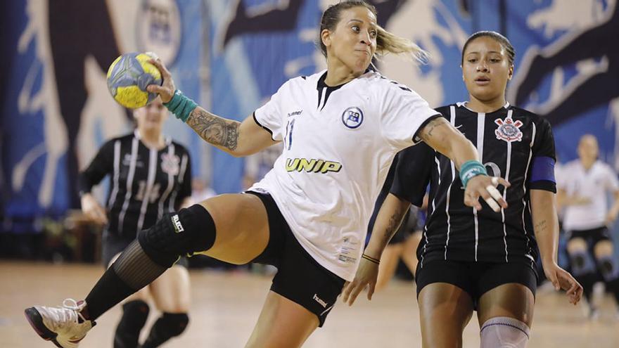 El Guardés ficha a la brasileña Tamires Anselmo