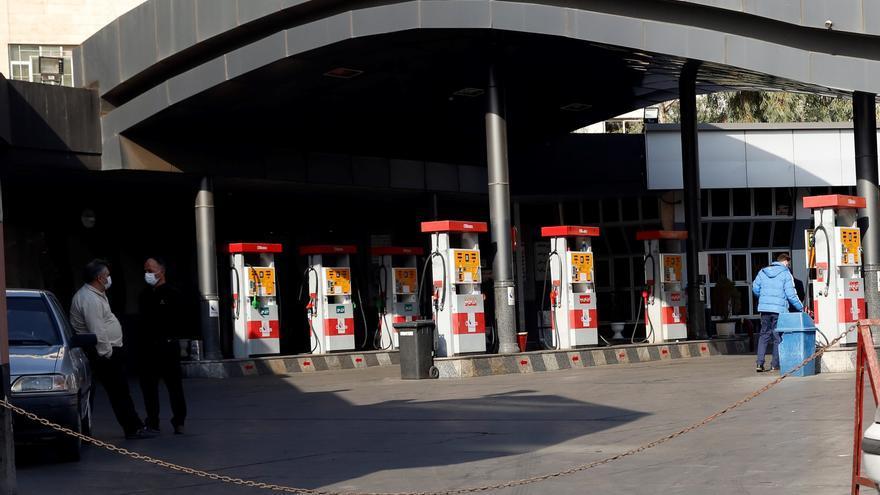 Un ciberataque deja paralizadas las gasolineras en Irán