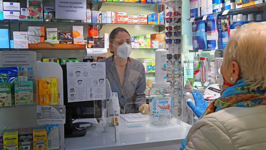 Farmacias contra la violencia machista y el abandono de mayores