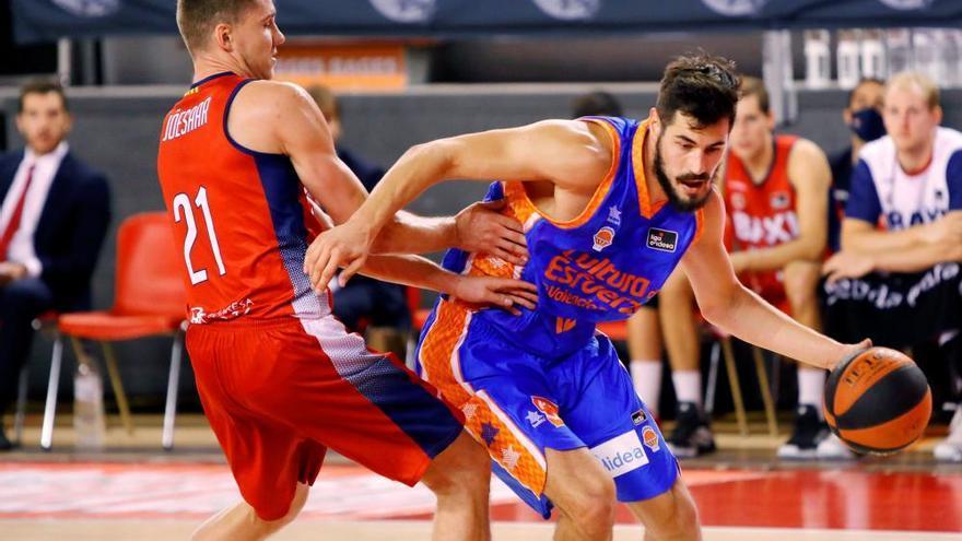 El Valencia Basket saca las alas en el último cuarto