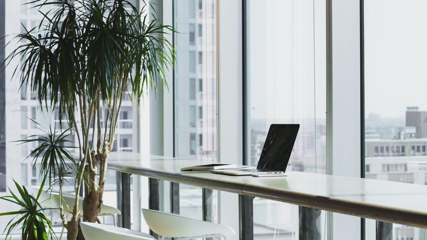 Oficinas 'eco-friendly', una inversión más que un gasto