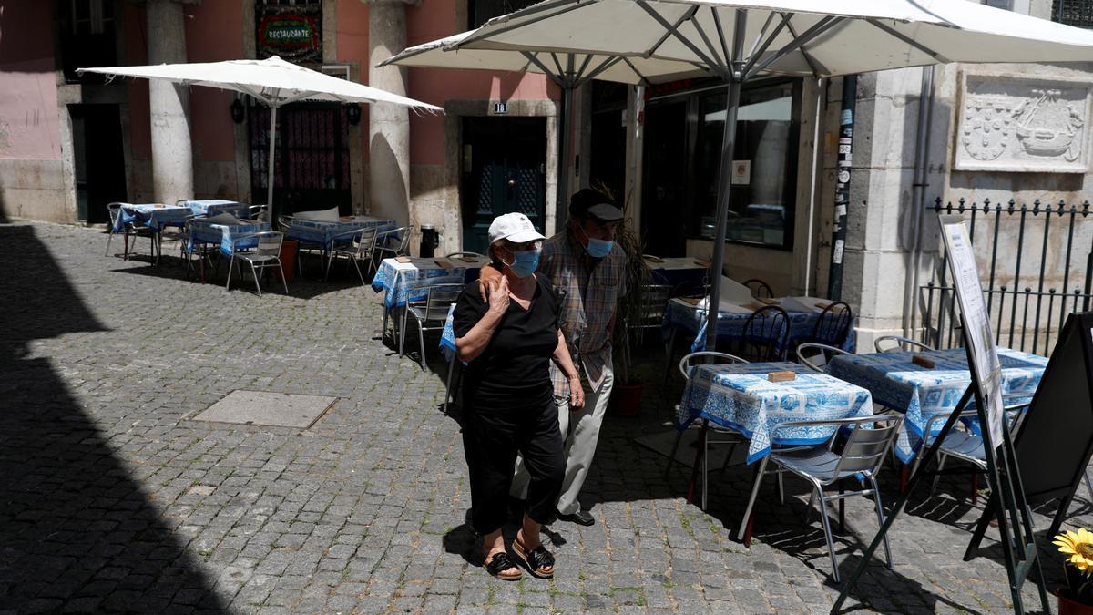 Restaurantes cerrados en Lisboa