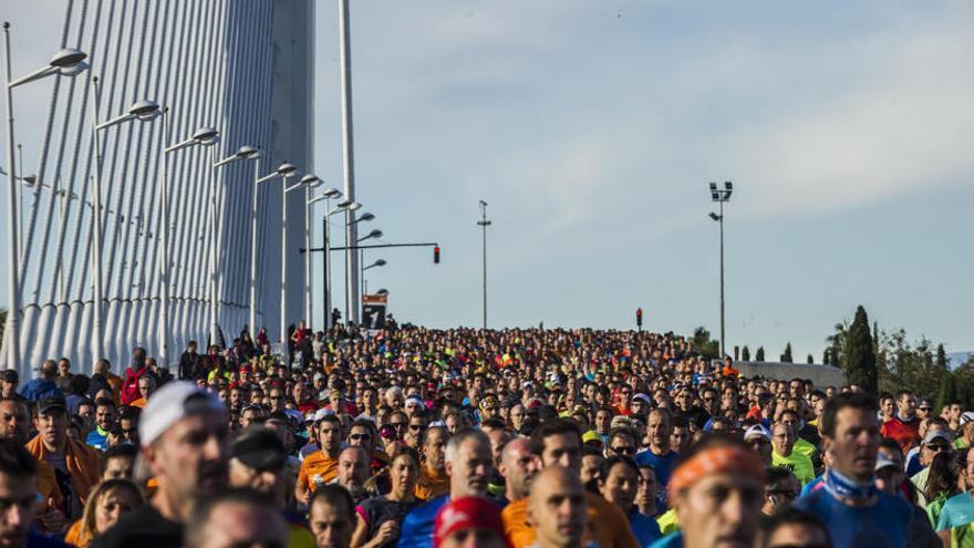 El tiempo en Valencia: previsión para el fin de semana del Medio Maratón
