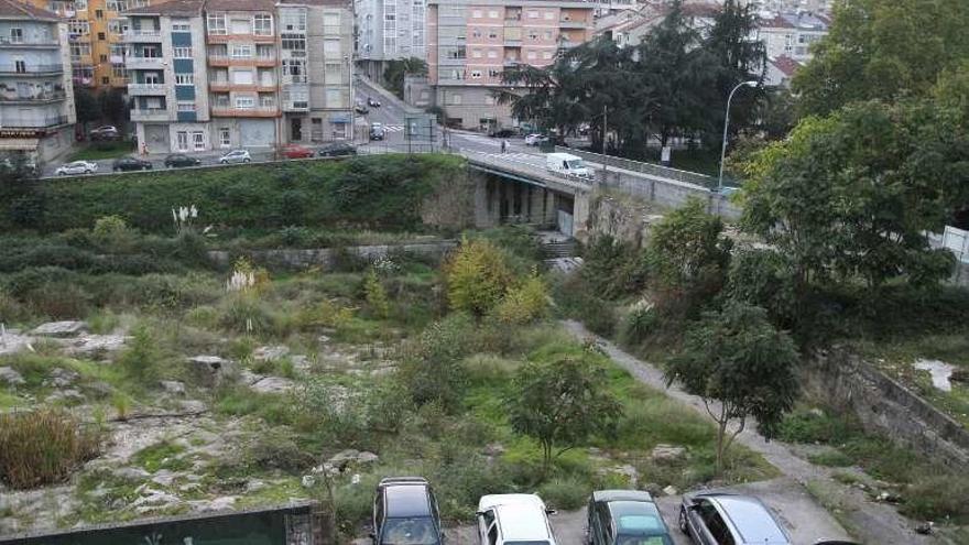 La oposición reclama datos sobre el estado de la medición de aguas en As Burgas