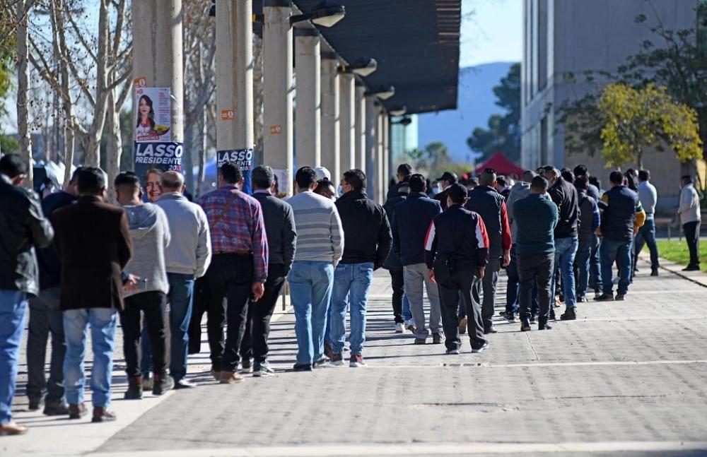 Elecciones de Ecuador en Murcia