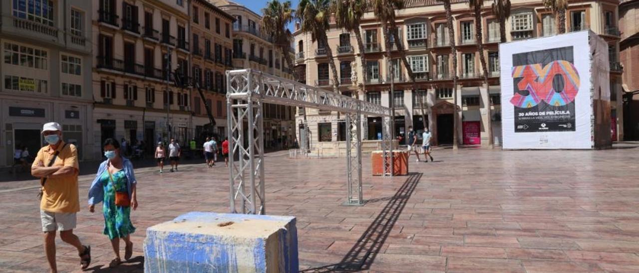 El Festival de Málaga se prepara para arrancar
