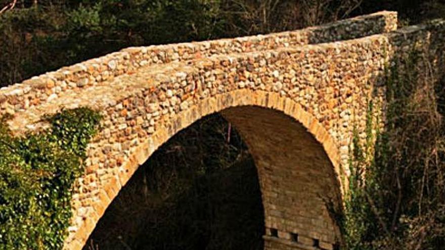 Sant Llorenç de Morunys farà una zona de pícnic al pont de Vall-llonga