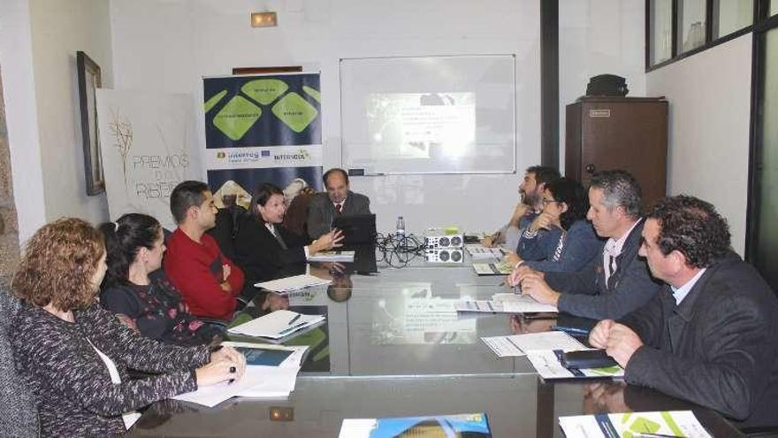 Empresas de O Ribeiro sondean la posibilidad de acceso al mercado exterior