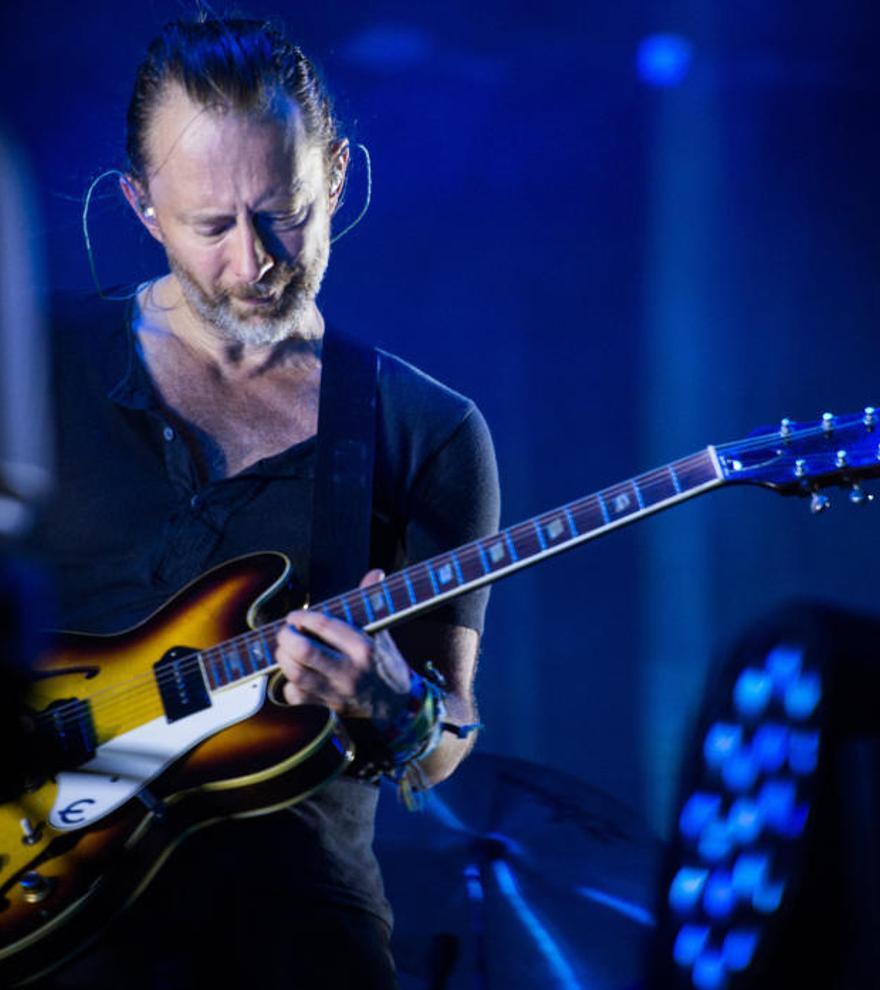 Escuchar a Radiohead o descubrir el vestuario de época, ideas para el jueves