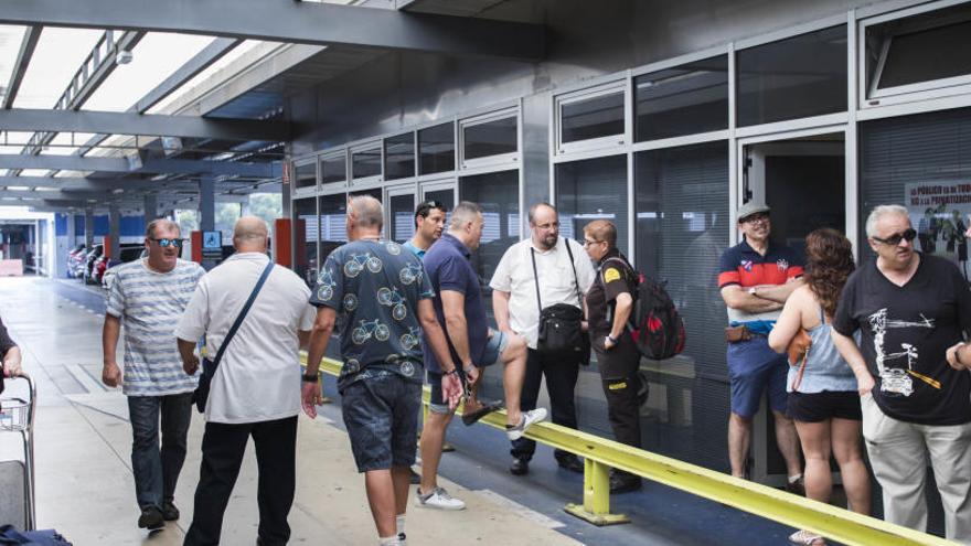 No habrá huelga en el aeropuerto