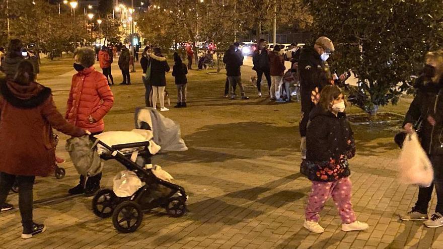Tres terratrèmols tornen a sacsejar l'àrea metropolitana de Granada