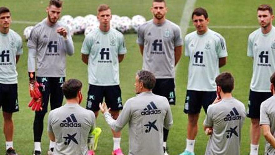 La selección de fútbol será vacunada antes de la Eurocopa