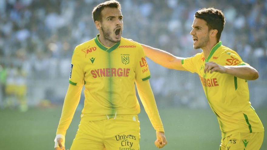 Pedro Chirivella comanda al Nantes en Ligue 1