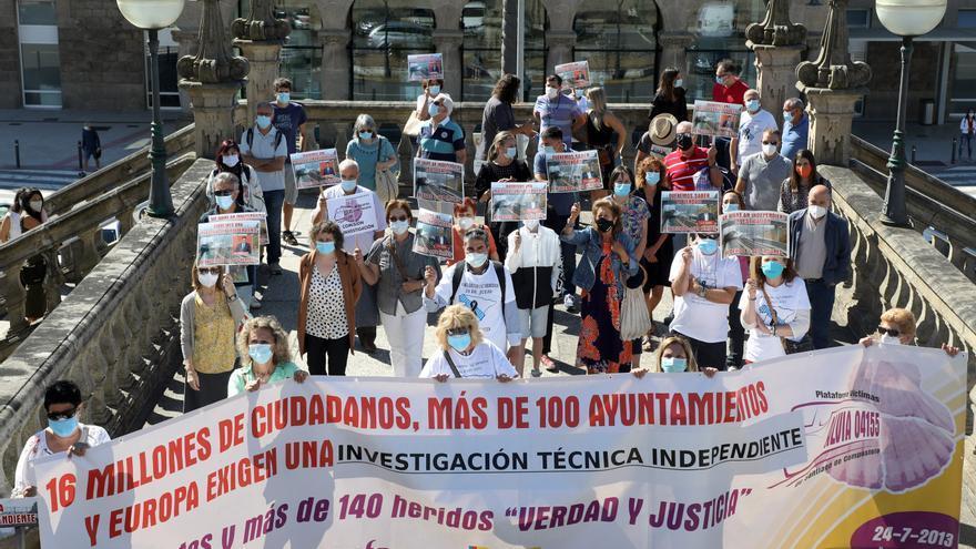 Se cierra definitivamente la investigación del descarrilamiento del Alvia ocho años después del accidente