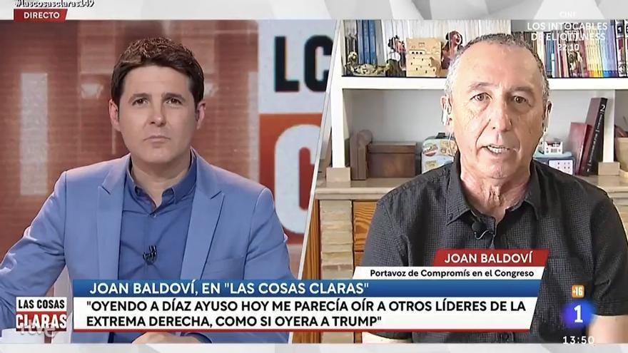 """Jesús Cintora habla de la cancelación de 'Las cosas claras': """"Veremos qué ocurre"""""""