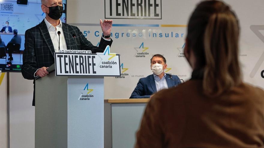 CC de Tenerife defiende un nacionalismo renovado para no repetir errores