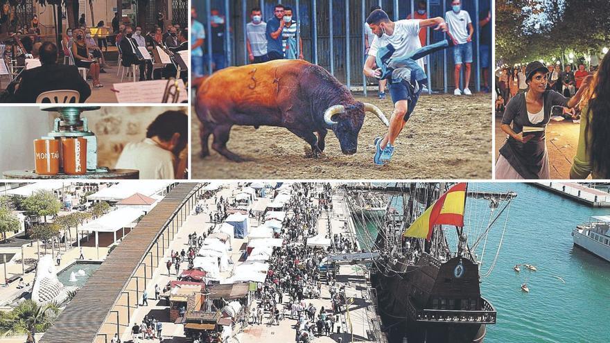 Agenda de actividades | Castellón encara un puente hacia la nueva normalidad