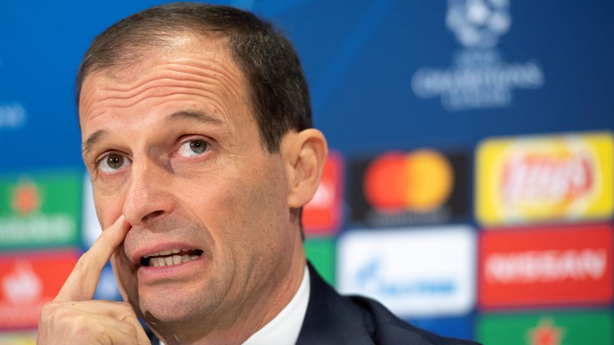 Allegri reconoce que rechazó una oferta de Florentino para entrenar al Madrid