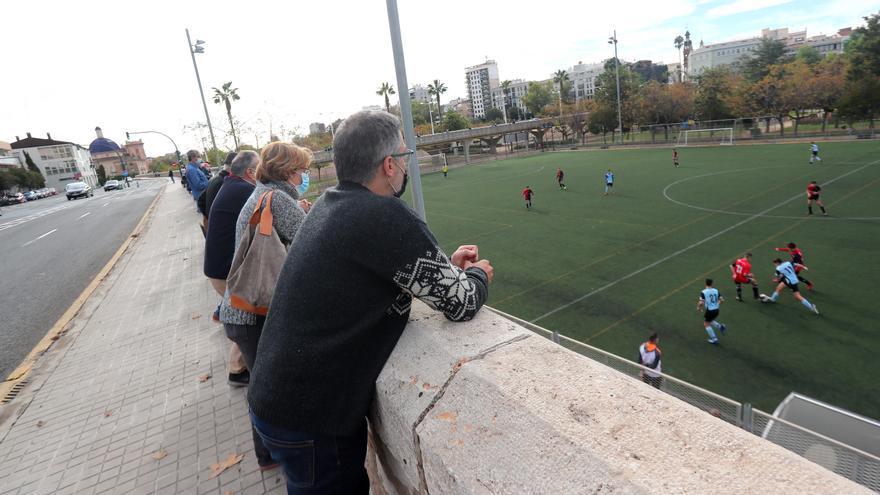 La federación valenciana de fútbol publica los horarios de este fin de semana