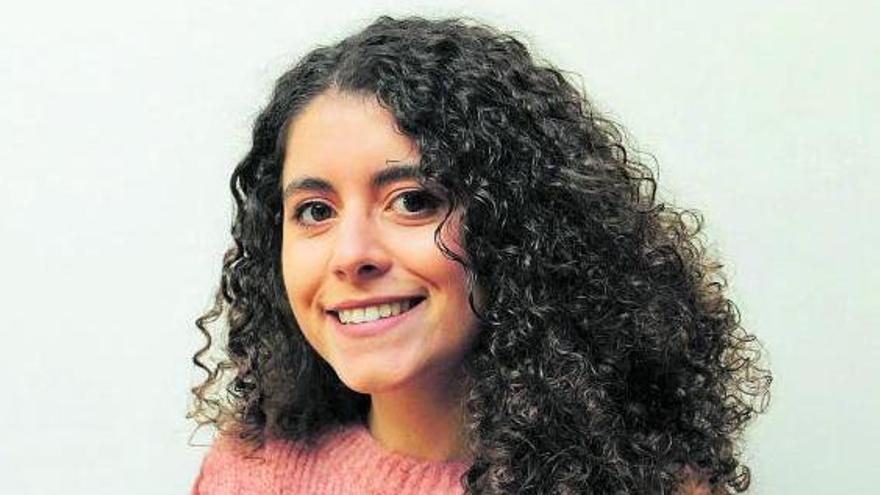 La investigadora zamorana Alicia Mateos. | Cedida a L. O. Z.
