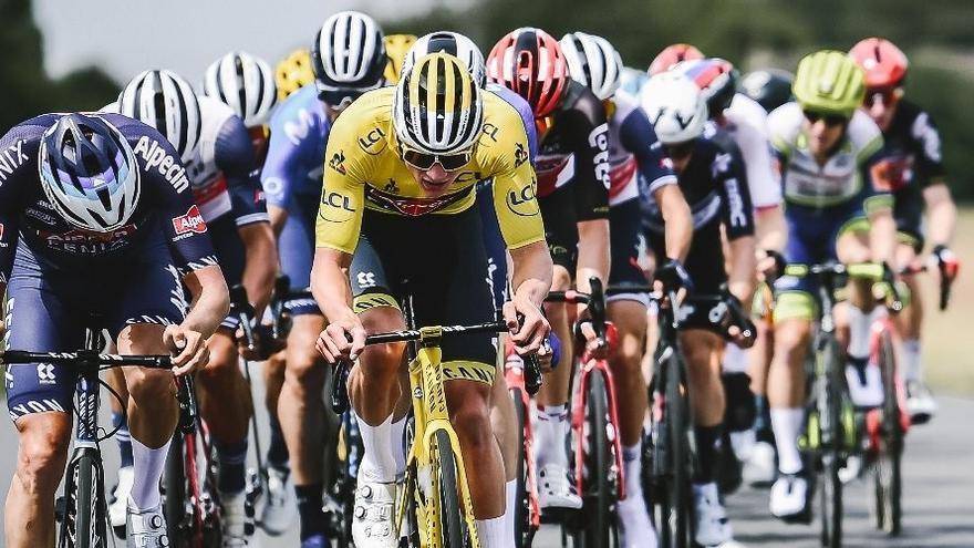 Así está la clasificación general del Tour de Francia tras la etapa 7