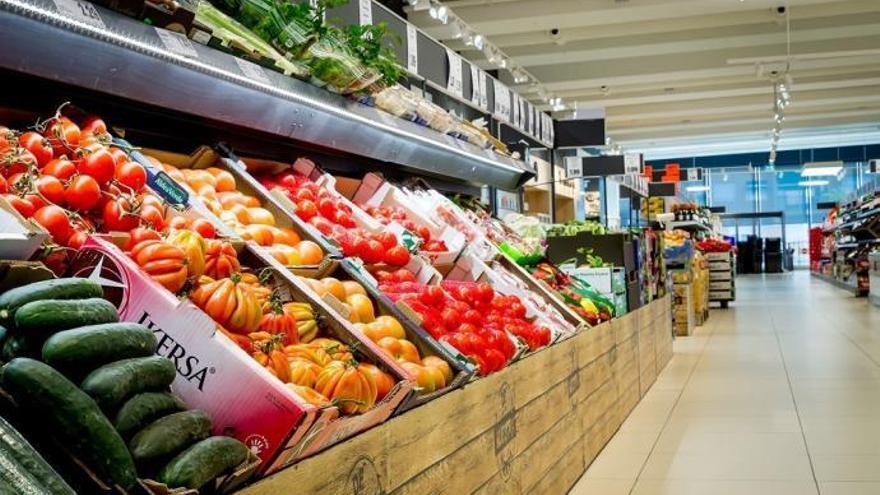 Supermercados abiertos hoy 1 de mayo en València