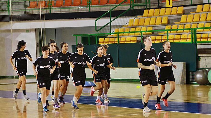 Paula Pereiro regresa al club Ourense Envialia