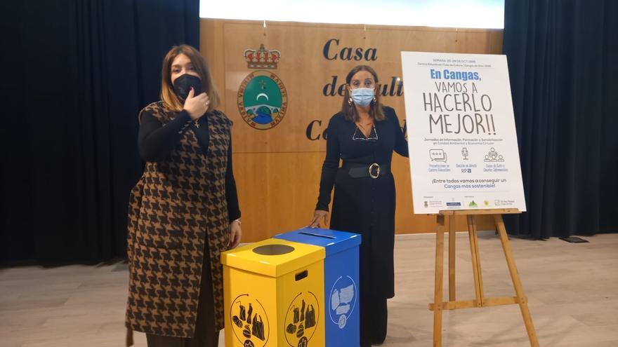 Jornadas canguesas para sensibilizar sobre medio ambiente y reciclaje