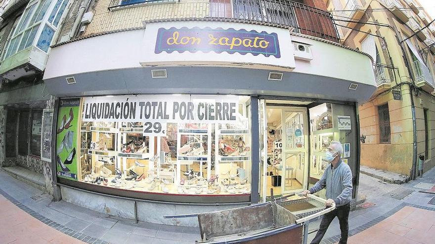 Las tiendas de Cartagena se van del centro