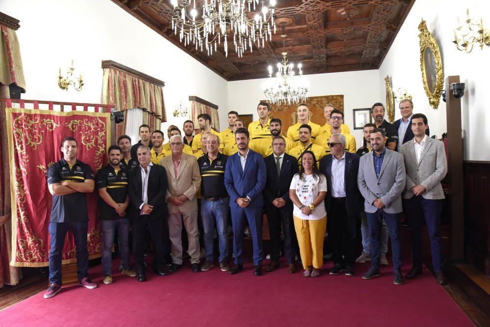 Apretada agenda del CB Canarias