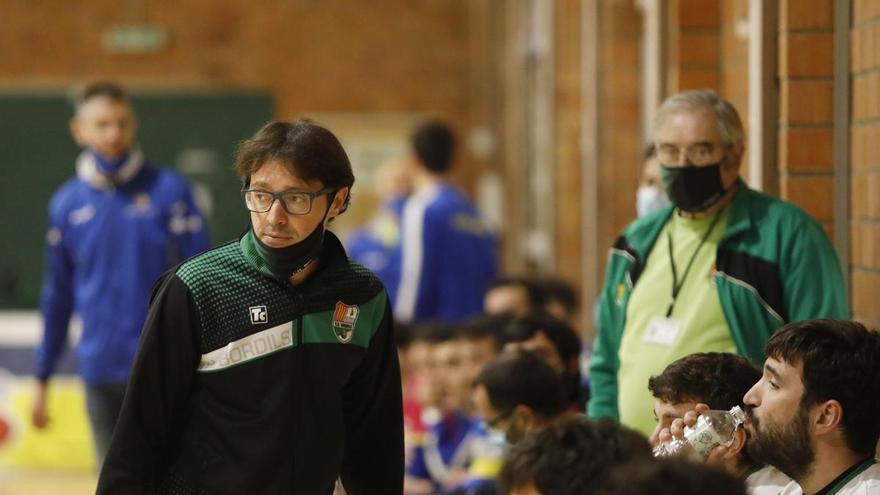 Pau Campos deixarà de ser l'entrenador del Bordils al final de curs