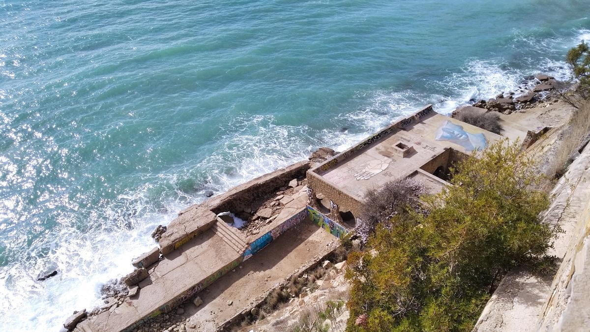 El club social diseñado por Ricardo Bofill en el litoral de la Manzanera de Calp